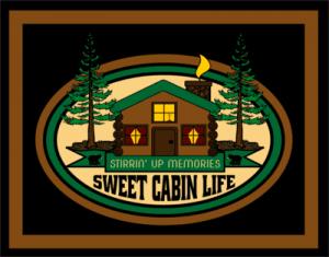 sweet cabin life
